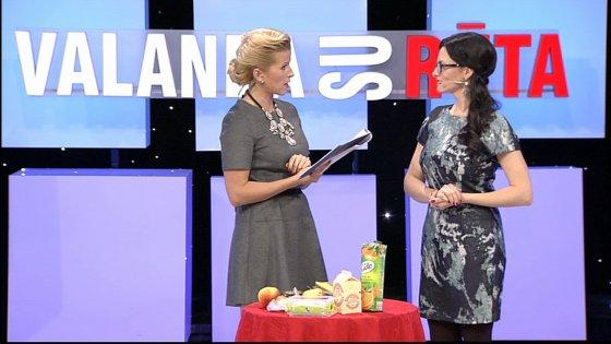 Stop kadras/Rūta Mikelkevičiūtė ir Živilė Vaškytė-Lubienė