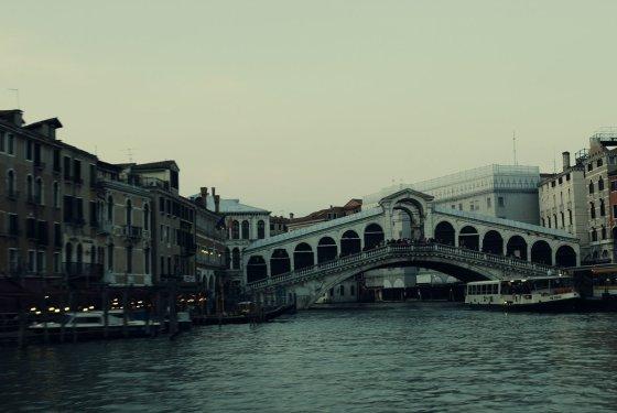 Asmeninio albumo nuotr./Venecija