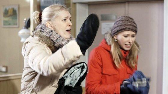 TV3 nuotr./Rūta Ščiogolevaitė su Sandra Daukšaite-Petrulėne