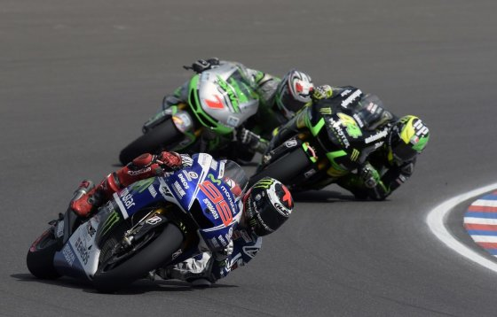"AFP/""Scanpix"" nuotr./Argentinos Moto GP"