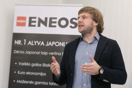 Organizatorių nuotr./Benediktas Vanagas