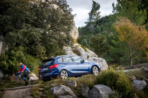 "BMW nuotr./""BMW 2 Series Active Tourer"""