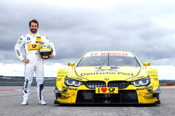 """""""BMW"""" nuotr./BMW M4 DTM"""