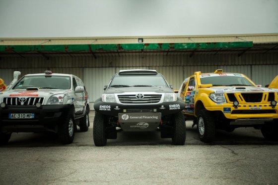 "Elijaus Kniežausko nuotr./""Toyota Hilux Overdrive"""