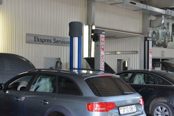 "Organizatorių nuotr./""Moller Auto Vilnius"""