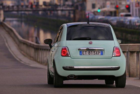 """Fiat"" nuotr./Fiat 500 Cult"