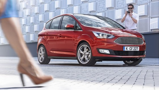 """Ford"" nuotr./""Ford C-MAX"""