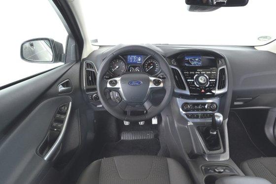 """""""Autobild"""" nuotr./""""Ford Focus"""""""