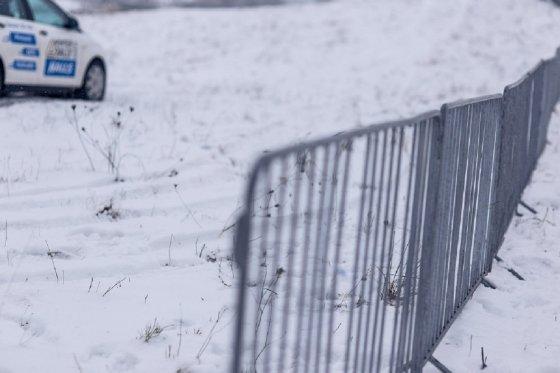 """Andriaus Lauciaus nuotr./""""Halls Winter Rally"""" išvakarėse"""