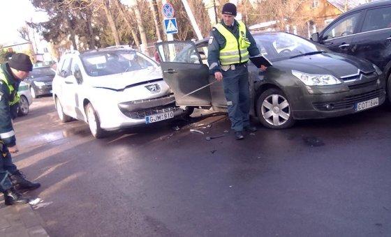 """""""Drag Panevėžys"""" nuotr./Įvykio vietoje"""