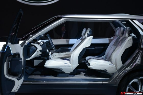 """""""Land Rover"""" nuotr./""""Land Rover Discovery Vision"""""""