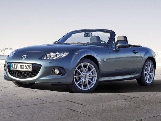 """""""Mazda"""" nuotr./""""Mazda MX-5 Miata"""""""