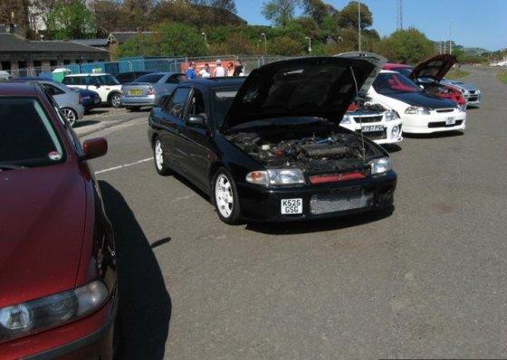 "pistonheads.com nuotr./""Mitsubishi Lancer EVO I"""