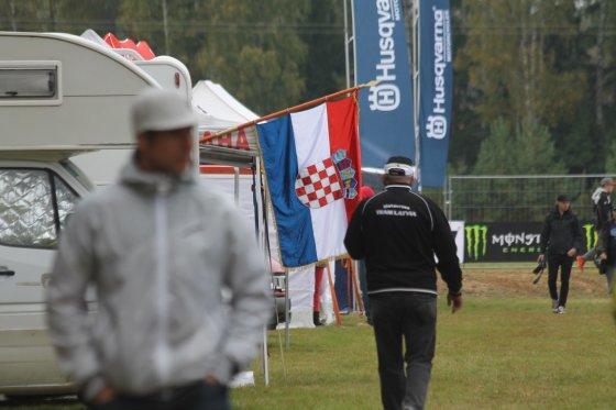 """Tomo Markelevičiaus nuotr./""""Motocross of Nations"""" Latvijoje"""