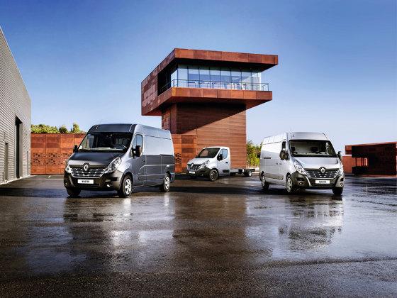 """""""Renault"""" nuotr./Naujasis """"Renault Master"""""""