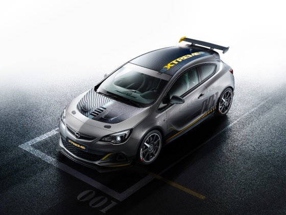 """Opel"" nuotr./""Opel Astra OPC EXTREME"""