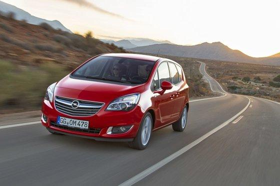 """Opel"" nuotr./""Opel Meriva"""