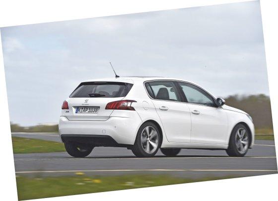 """Autobild"" nuotr./""Peugeot 308"""