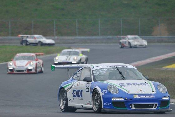 "Organizatorių nuotr./""Porsche Carrera"" taurė"