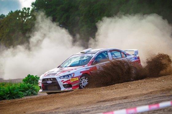 """EAMV Motorsport"" nuotr./""Rally Kurzeme"""