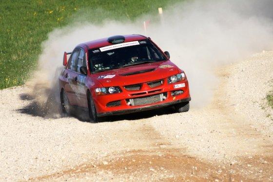 """Wellman Rally Team"" nuotr./""Rally Talsi"""