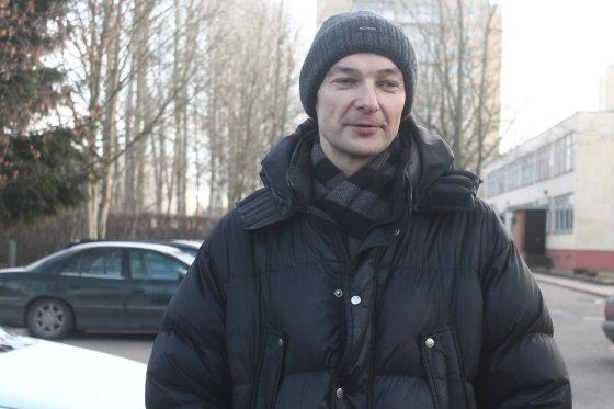 Tomo Markelevičiaus nuotr./Raimundas Dambrauskas