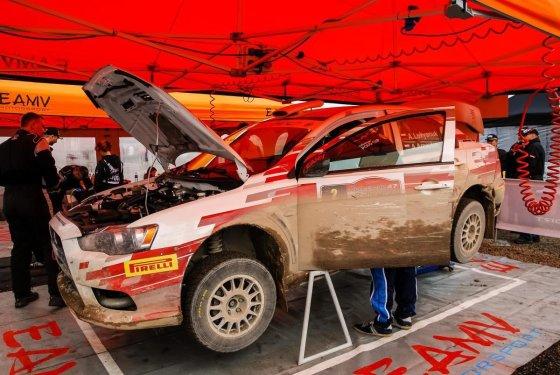 """EAMV Motorsport"" nuotr./Varžybų akimirka"