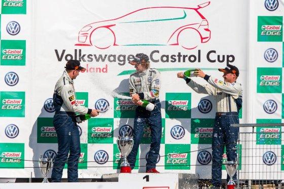 """Organizatorių nuotr,/""""Volkswagen Castrol Cup"""""""