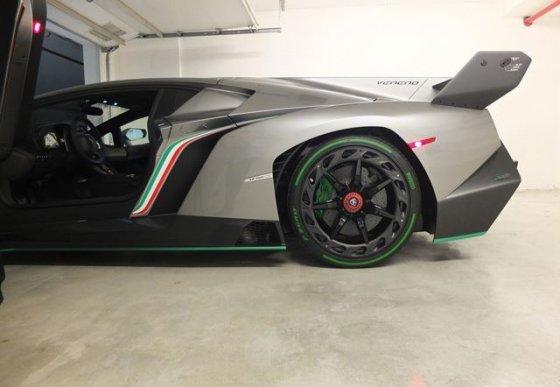 "carbuzz.com nuotr./Antrasis ""Lamborghini Veneno"""