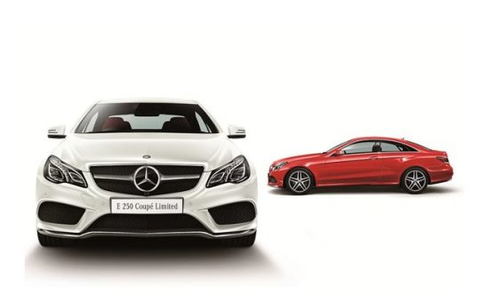 """Mercedes"" nuotr./""E250 Coupe Limited"""