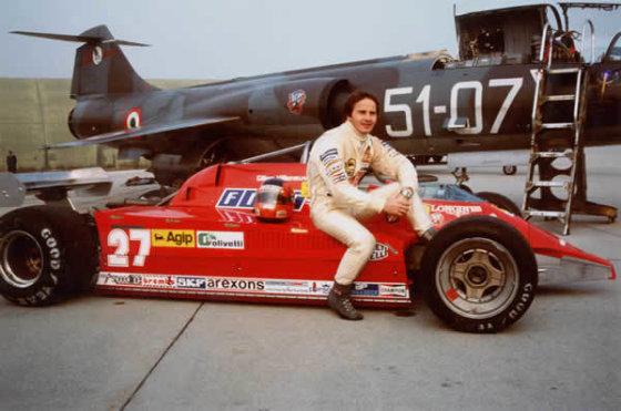 modelfoxbrianza.it nuotr./Gilles Villeneuve