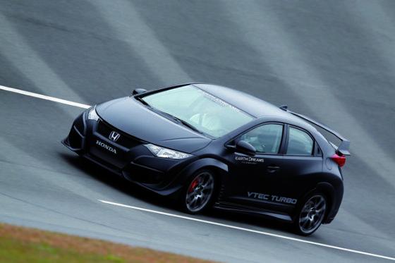"""Honda"" nuotr./""Honda Civic Type-R"""