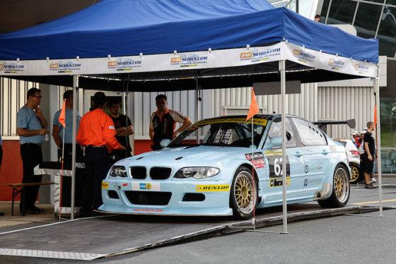 Organizatorių nuotr./Džiugo Tovilavičiaus BMW E46 GTR