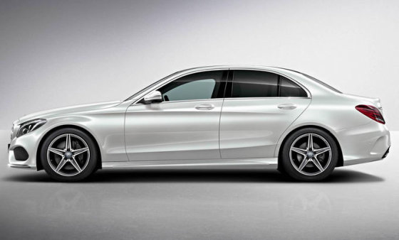 """Mercedes-Benz"" nuotr./""Mercedes-Benz C-Class AMG"""