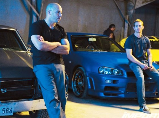 "Stop kadras/""Nissan GT-R"" filmo scenoje"