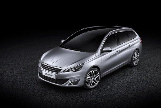 """""""Peugeot"""" nuotr./""""Peugeot 308 SW"""""""