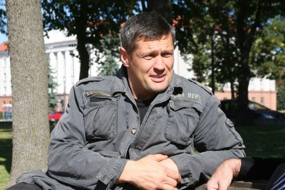 Alvydo Januševičiaus nuotr./Gintautas Lukošaitis