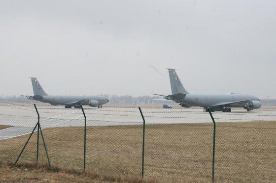 NATO misijos lėktuvai