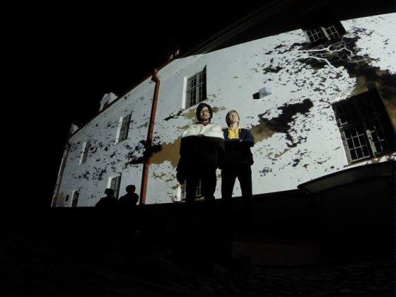 """Organizatorių nuotr./ Penktadienio vakarą Kražiuose įvyks unikalus koncertas """"Miške"""""""