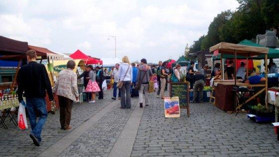 Turgelis Prahoje
