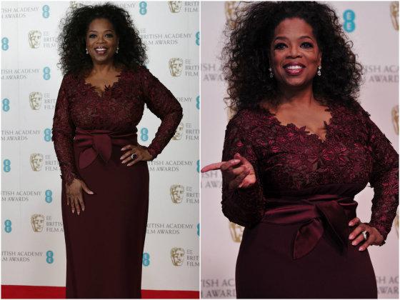"""Scanpix"" nuotr./Oprah Winfrey."