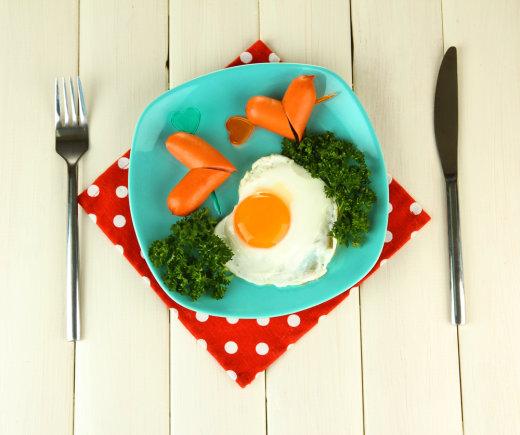 Shutterstock nuotr./Valentino dienos patiekalai