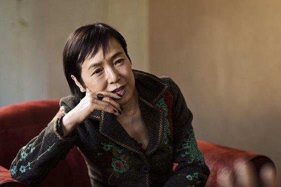 Aktorė Kaori Mamoi