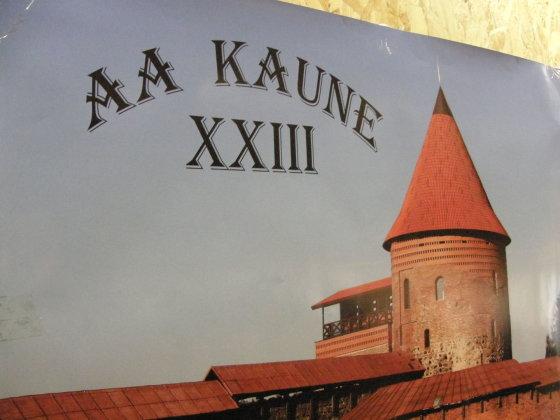 Sauliaus Tvirbuto/15min.lt nuotr./Anoniminiai alkoholikai Kaune