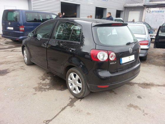 """Kauno apskrities VPK/Vogtas """"VW Golf"""""""