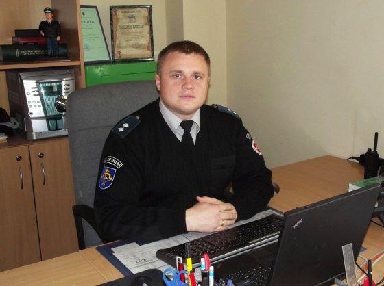 Policijos departamento nuotr./Paulius Šimkus