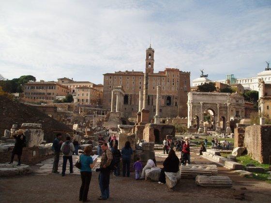 Romėnų Forumas