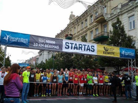 Vilniaus maratonas 2014