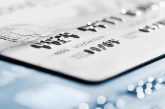 """""""Contentum"""" nuotr./Kredito kortelė"""