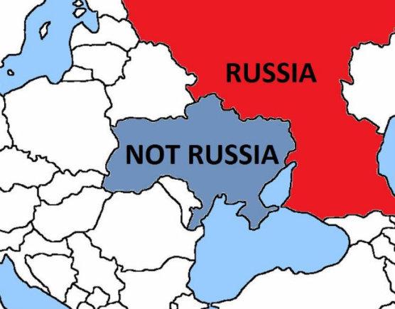 """Nuotr. iš """"Twitter""""/Kanados delegacijos sukurtas žemėlapis"""